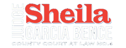 Re-Elect Judge Sheila Garcia Bence Logo